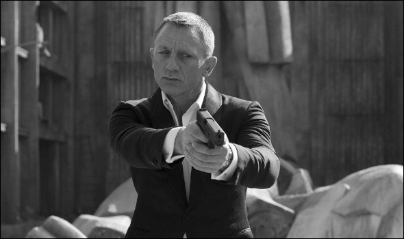Photograph of Daniel Craig