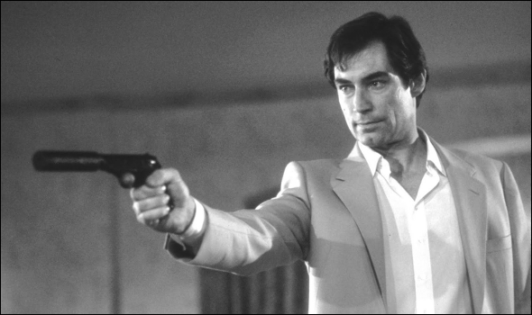 Photograph of Timothy Dalton