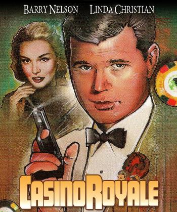james bond casino royale 1954 dvd