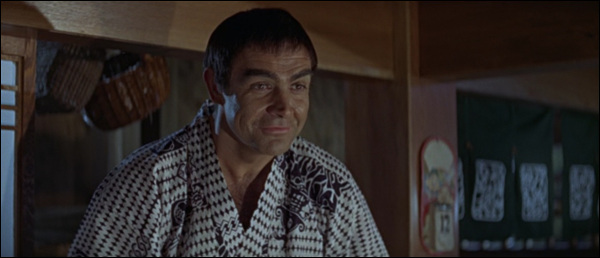 Sean Connery in You Only Live Twice