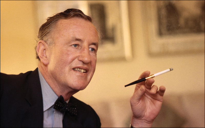 James Bond creator Ian Fleming