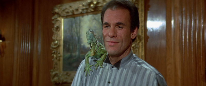 Robert Davi as Franz Sanchez in Licence To Kill (1989)