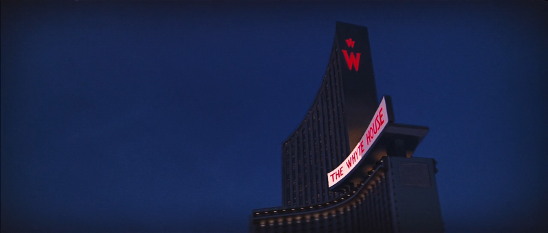 Willard Whyte Casino in Diamonds Are Forever (1971)