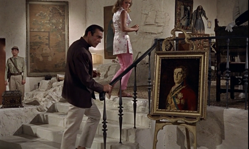 Portrait of the Duke of Wellington - Francisco de Goya in Dr. No (1962)