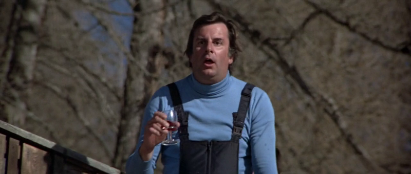 Victor Tourjansky as Man with Wine Glass (Uncredited) in For Your Eyes Only (1981)