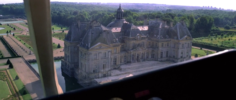 Hugo Drax's estate in Moonraker (1979)