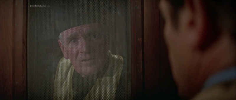 Desmond Llewelyn as Q in For Your Eyes Only (1981)