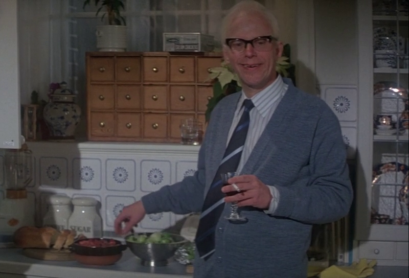 John Wells as Denis Thatcher in For Your Eyes Only (1981)