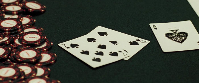 Bond's 5/7 suited (spades)