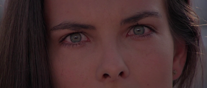 Melina Havelock (Carole Bouquet) in For Your Eyes Only (1981)