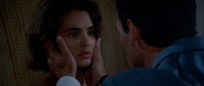 Lupe Lamora (Talisa Soto) in Licence To Kill (1989)