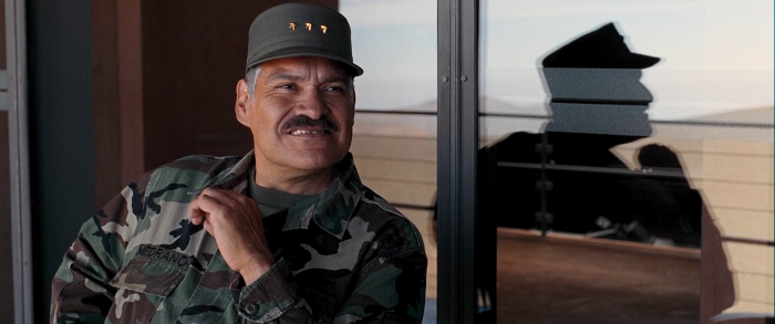 General Medrano (Joaquin Cosio) in Quantum of Solace (2008)