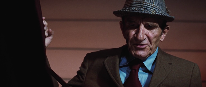 Leonard Barr as comedian Shady Tree in Diamonds Are Forever (1971)