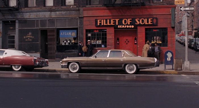 """Fillet of Sole"" in Live and Let Die (1973)"